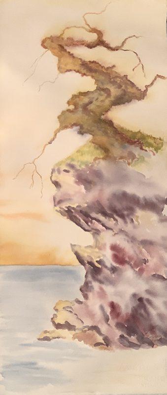Dragon Tree, Witch Rock